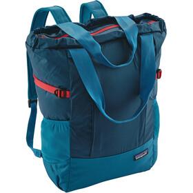 Patagonia Lightweight Travel Tote Pack Big Sur Blue